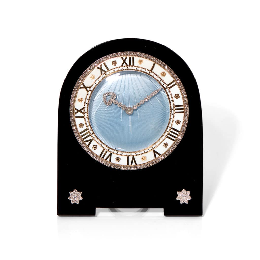 arch-shaped-onyx-and-enamel-desk-clock